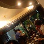 ステーキ カフェ ケネディ - 店内