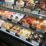 54150202 - 国産ブルーベリーのレアチーズケーキ☆