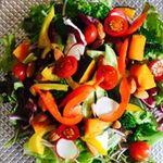 トリコローレ - 料理写真:野菜は全てではありませんが、海津市の岡田農園さん。無農薬、循環農法。力強く濃厚な野菜です!