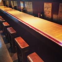秋田料理 まさき - 【カウンター席】お一人様でも、気軽に楽しんで頂けます。