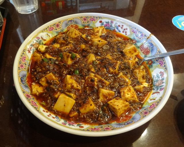 景徳鎮 新館 - 四川マーボー豆腐