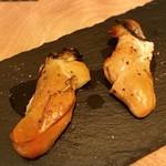 Smoked Bar KoO - 牡蠣燻製