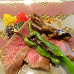 フルール・ドゥ・ソレイユ - (2016-7-28) 肉料理