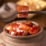家庭風豚肉の醤油煮込み