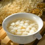 白玉のキンモクセイ風味(温製)