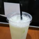 フレッシュワン - ハネジューメロンジュース(432円)