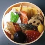 日本レストランエンタプライズ - 料理写真:中身
