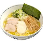 麺処 直久 - 純鶏らーめん塩