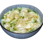 麺処 直久 - 水餃子