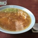 鶏泉 - 中華そば¥370円税込