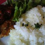 5416915 - Chicken Fritter Plate☆