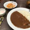 CoCo壱番屋 - 料理写真:濃厚甘くて辛いカレー(店舗限定)、半熟たまご、サワーマスタードキャベツ(8月末までの限定)