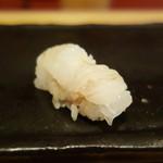 54160526 - [2016/07]寿司① やりいかの握り