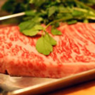 国産黒毛和牛や国産野菜など素材へのこだわり