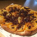 ピンサデローマ - 焼かれたあとのオレンジチョコレート
