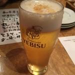 にんにくや - ガーリックビール