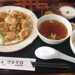 漂香茶館 - ユーリンチーセット