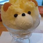 ジャパニーズアイス櫻花 - 黄色くまさん