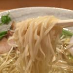揚子江ラーメン林記 - 麺