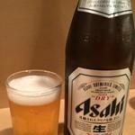 揚子江ラーメン林記 - ビール