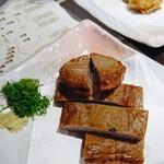 わらやき屋 - 地魚のじゃこ天    ¥520