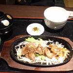 旬鮮台所 Zen - 牛ステーキ膳
