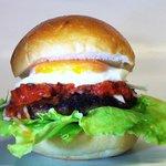 ピコピコ - 『しまね和牛お月見バーガー』期間限定販売終了しました。