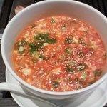 和牛焼肉 徳 - 徳のテグタンスープ