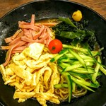 餃子の王将 - 冷麺【期間限定】