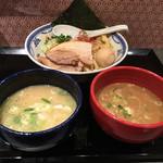つけ麺や 武双 - 二種つけ麺