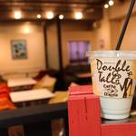 Double Tall Cafe - 売り切れ御免のレアドリンク「ホワイトコーヒー」