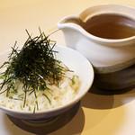 出汁茶漬け(のり)