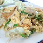 おふくろ亭 - 野菜炒め