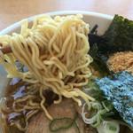 ばいこうけん - 鮭節ラーメン麺