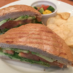 54177552 - 野菜サンドとパンパブェ