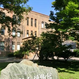 入場料無料!北海道大学総合博物館で、新しい休日の過ごし方!