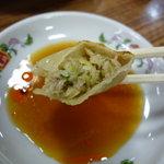 餃子の王将 - ☆このじゅわぁ~っとした味わいが懐かしい(^_-)-☆☆