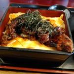 Torisei - 親子とりかば焼き丼