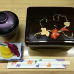橋本屋 - 2016.7.29  うな重(特上)〜高級感溢れる御重とお椀