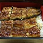 橋本屋 - 2016.7.29  うな重(特上)〜メッチャ美味しい‼️