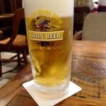 &RRainbow - 生ビール