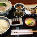 磯乃瀬 - 昼定食