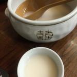 韓料理夢回廊 - 生マッコリ