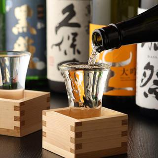 しゃぶしゃぶには「日本酒」が良く合います