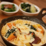 cafe634 - 野菜のグラタンランチ