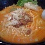 福来園 - 坦坦麺