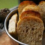 ドラゴーネ - 一番好きな玄米入りのパンです。