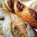 5419961 - フランスあんパン&くるみパン