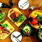 パウロ アンド ボルガ - 各種コース料理もご用意しております