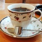 木の実 - ドリンク写真:ブレンドコーヒー 340円